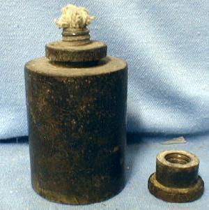 Civil War Medical  Alcohol Burner 1860 - CW era