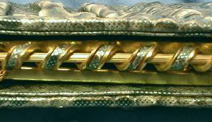 Judith Leiber Evening Bag Clutch - Snakeskin Designer Signed Purse