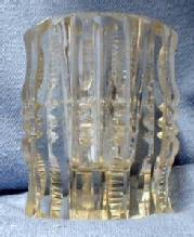 Brilliant Cut Glass LAFAYETTE Toothpick