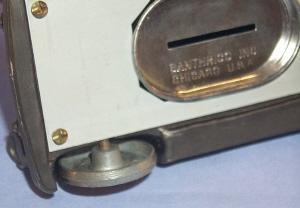 Bronze T-BIRD Bank - Metalware