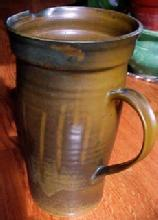 CRANBROOK ART Pitcher Signed - Pottery