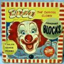 old original Antique BOZO  BLOCKS Puzzle  - 1048576 Possible Changes