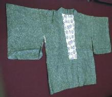 old Oriental KIMONO Jacket - Ethnographic