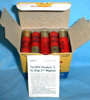 Western Super X 16ga Shotgun Shell Box with Paper Shells - Vintage Sporting Collectible