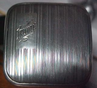 GORHAM SterlingThimble Box   - Silver