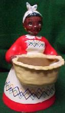Mammy Soap Dish MANDY BRAYTON  - Ethnographic
