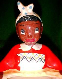 Mammy Soap Dish MANDY BRAYTON  - Ethnographic