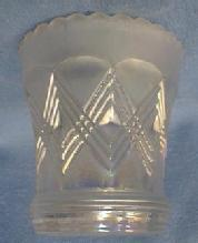 Imperial  Carnival Glass Toothpick - Imperial Glass