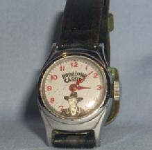 U.S. Time HOPALONG CASSIDY Wristwatch - Toys