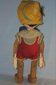 Walt Disney's PINOCCHIO Jointed Figure - Toys