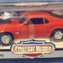 Ertl MUSTANG 1970 FORD BOSS 429 Die Cast Metal