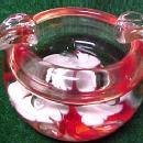 Paper Weight Ash Glass - Tobacciana