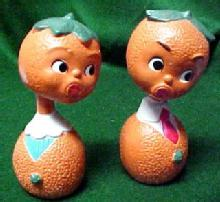 Nodders Kissers Florida Orange - Toys