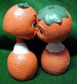 Nodders Kissers Florida Orange - Toys