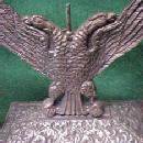 Opener Gothic Cork Screw Double Eagle - Metalware