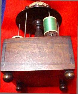 NeedleThread Holder with drawer - Textiles