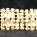 Amber Drop Earrings  Screw Back - Estate Costume Jewelry