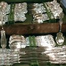 56pc MARCEL Sterling - International Sterling Silver Flatware 56 piece Service of MARCELL circa 1907  - Reduced Price at 1/2 of Replacement Value!!