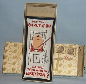 GET WELL SOON Glass Tray in Original Shipping Box