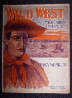 WILD WEST Music - Paper