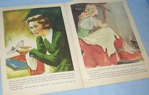 CINDERELLA Story Book - Paper