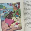 BUSTER BROWN  Bedtime Story Book - Paper