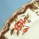 Four MORTLOCK'S OXFORD STREET Porcelain Plates