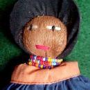 Native Seminole Indian Doll - Toys