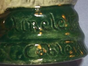 Hand Painted TOWIDDICOMBE Porcelain Toby Mug