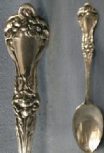 vintage MAJESTIC Sterling Spoon 1915 Alvin Sterling Silver