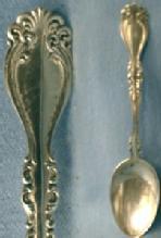 vintage Alvin MARSEILLES 1890 Sterling Silver Spoon