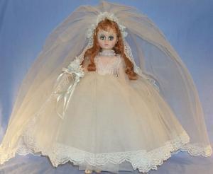 Toy Group Madame Alexander ELISE Bride Doll