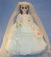 Toy Madame Alexander  ELISE Bride Doll