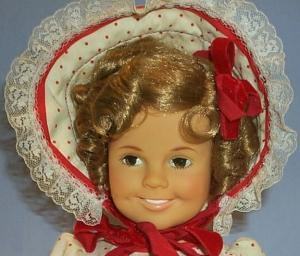 Toy Ideal SHIRLEY TEMPLE Doll