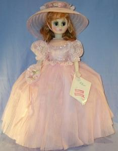 Toy Madame Alexander  ELISE BRIDES MAID Doll.