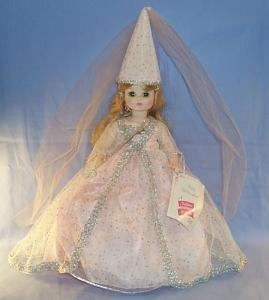 Toy Madame Alexander FAIRY GODMOTHER Doll.