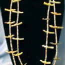Real  Zuni FETISH Necklace - Native American Indian - Ethnographic Jewelry