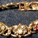 Jewelry  GOLDETTE  Link Bracelet - Signed Ben Gartner Designer Jewelry