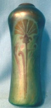 Weller Sicardo Pottery Vase - Art Nouveau
