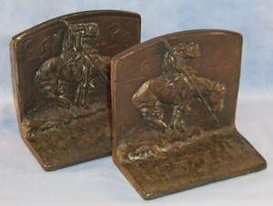 Bronze Finished Cast Iron