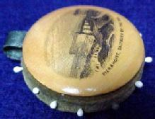 Mauchline Pin Case Saltburn by the Sea - Miscellaneous Collectibles