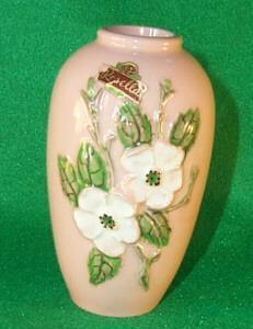 Hull Pottery ROSELLA Vase