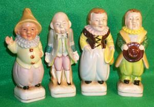 Miscellaneous, Collectible, Porcelain Occupied Japan