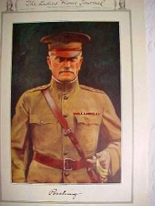 Pershing Print Photo by F.S.Brunner - Paper Collectibles