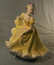 Miscellaneous, Collectible, Porcelain Royal Doulton Figurine