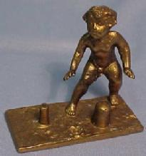 Bronze Thimble Holder CHILD - Metalware