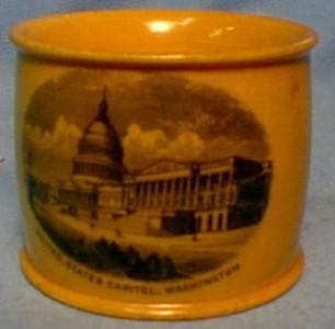Mauchline  Napkin Ring - Collectibles