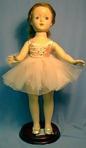 Madame Alexander Toy Doll