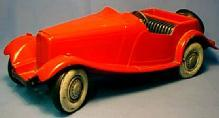 Doepke MG Toy Car