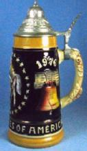 German Stoneware  STEIN 1/2 Liter old